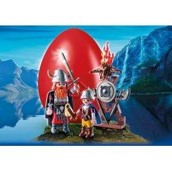 Playmobil 9209 - Mały i duży Wiking