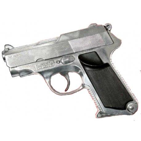 Metalowy Pistolet na Kapiszony - Sharkmatic - Edycja Limitowana