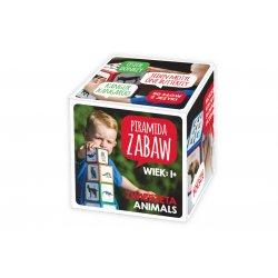 Dwujęzyczna Piramida Zabaw - Zwierzęta