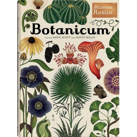 Książka Botanicum Muzeum Roślin - Wydawnictwo Dwie Siostry