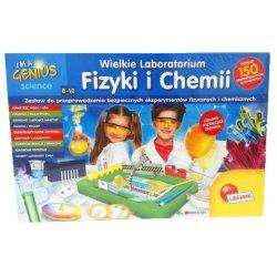 I'm a Genius Wielkie Laboratorium Fizyki i Chemii - Lisciani