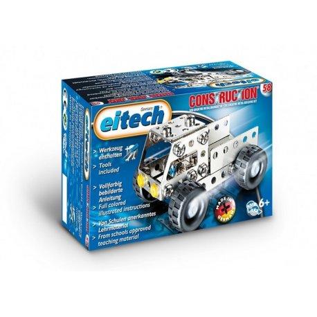 Eitech C58 - Ciężarówka Zabawka Konstrukcyjna