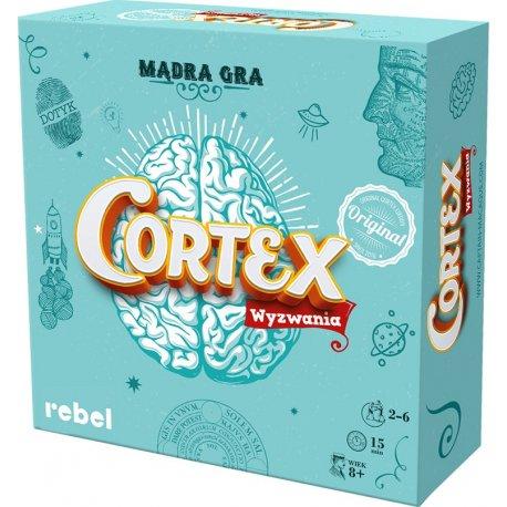 Gra Cortex Wyzwania - Wydawnictwo Rebel