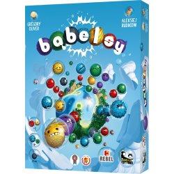Gra Bąbelsy - Dla 2 graczy - Wydawnictwo Rebel
