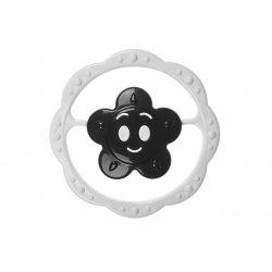 Grzechotka czarno-biała kwiatek - Tullo 155