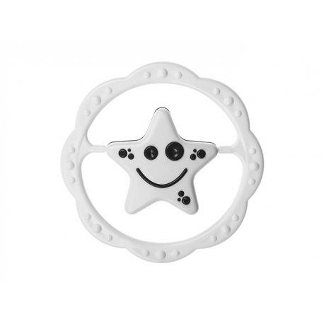 Grzechotka czarno-biała gwiazdka - Tullo 154
