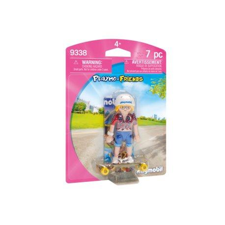 Playmobil 9338 - Nastolatek z deskorolką