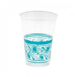 10 plastikowych kubeczków Niebieskie - Givi Italia