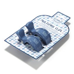 2 pack multitask clips - Denim - La Millou