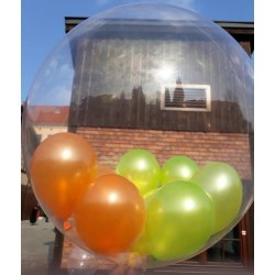 Transparentny Balon Dekoracyjny Deco Bubble