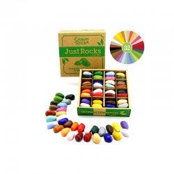 Kredki Crayon Rocks w pudełku 64 sztuki - 32 kolory