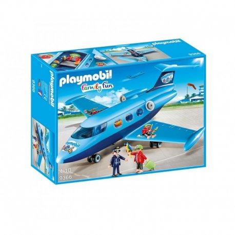Playmobil 9366 - Samolot wycieczkowy FunPark - Family Fun