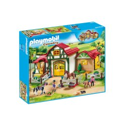Playmobil Country 6926 - Duża stadnina koni