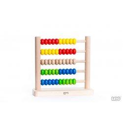 Liczydło Drewniane dla dzieci - Bajo 32210