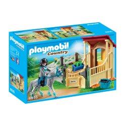 "Playmobil 6935 - Boks stajenny ""Appaloosa"""