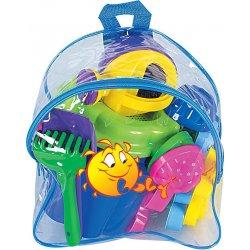 Zabawki do Piasku w Plecaku - Komplet Polesie 5006