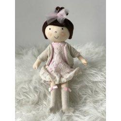 Lalka Lola - Koronkowa sukienka