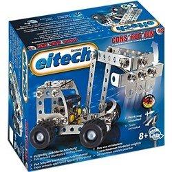 Eitech C68 - Klocki Koparka Ciężarówka