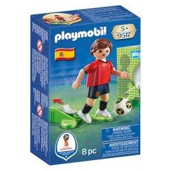 Playmobil 9517 - piłkarz reprezentacji Hiszpanii
