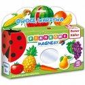 Piankowe magnesy Owoce i warzywa - Roter Kafer