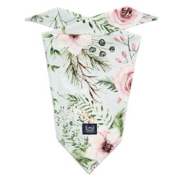 Trójkątna Chustka, wild blossom mint, La Millou