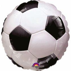 Balon foliowy Piłka nożna - 45 cm (18 cali) Anagram