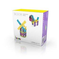 Plastikowe Klocki Konstrukcyjne Belti - 100 sztuk