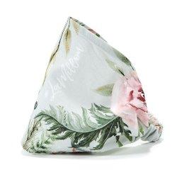Opaska średniaka na gumce, Wild blossom mint, La Millou