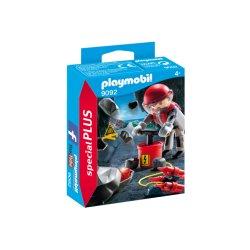 Playmobil 9092, Wysadzanie skały