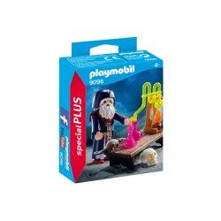 Playmobil 9096, Laboratorium magika