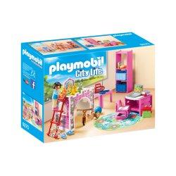 Playmobil 9270 - Kolorowy Pokój Dziecięcy - City Life