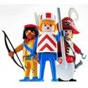Dodatkowe Figurki Playmobil, Ludziki