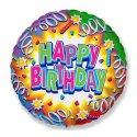 Balony Happy Birthday