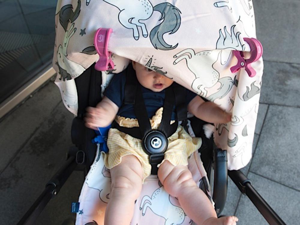 Otulacz Bambusowy dla niemowlaka