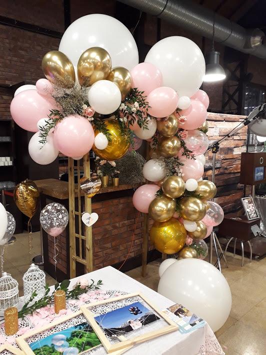 Girlandy balonowe - Kraków