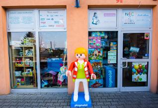 Sklep z Zabawkami Kraków, ul. Konopczyńskie 14/9u - Zabawki i artykuły imprezowe Balony