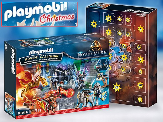 Kalendarze Adwentowe od Playmobil!