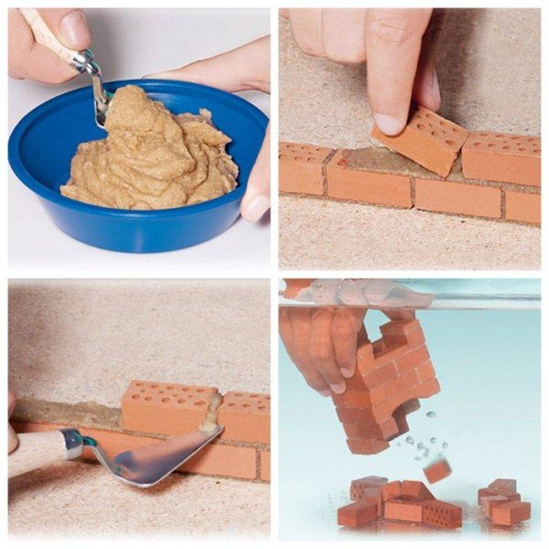 Teifoc Cement - jak zrobić
