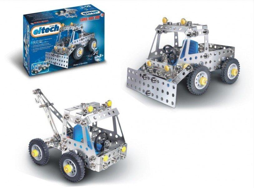 Eitech C83 - Ciężarówki - Klocki konstrukcyjne