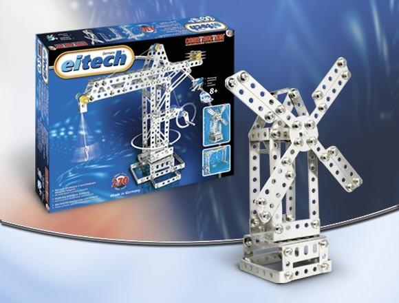 Eitech C05 - Dźwig do skręcania - Klocki konstrukcyjne
