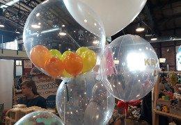 Balony Dekoracyjne Deco Bubble