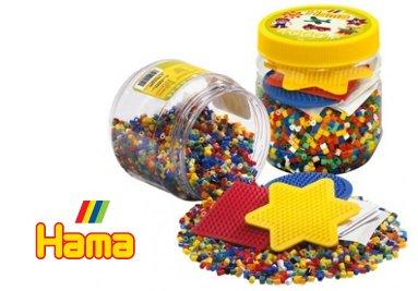Zabawki kreatywne dla dzieci - koraliki Hama